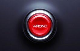 10 اشتباه رایج در کسب و کارهای آنلاین